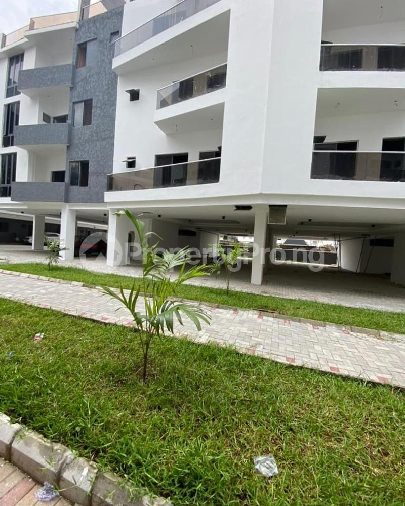 4 bedroom Blocks of Flats for sale Phase 1 Ikate Lekki Lagos - 1
