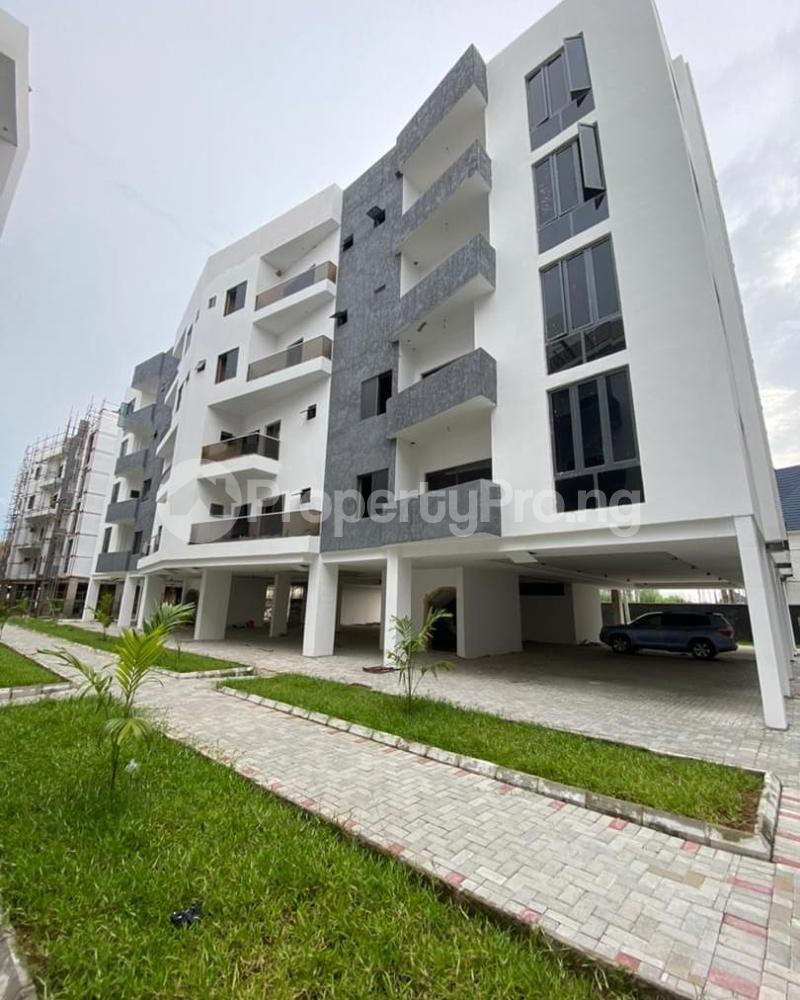 4 bedroom Blocks of Flats for sale Phase 1 Ikate Lekki Lagos - 0