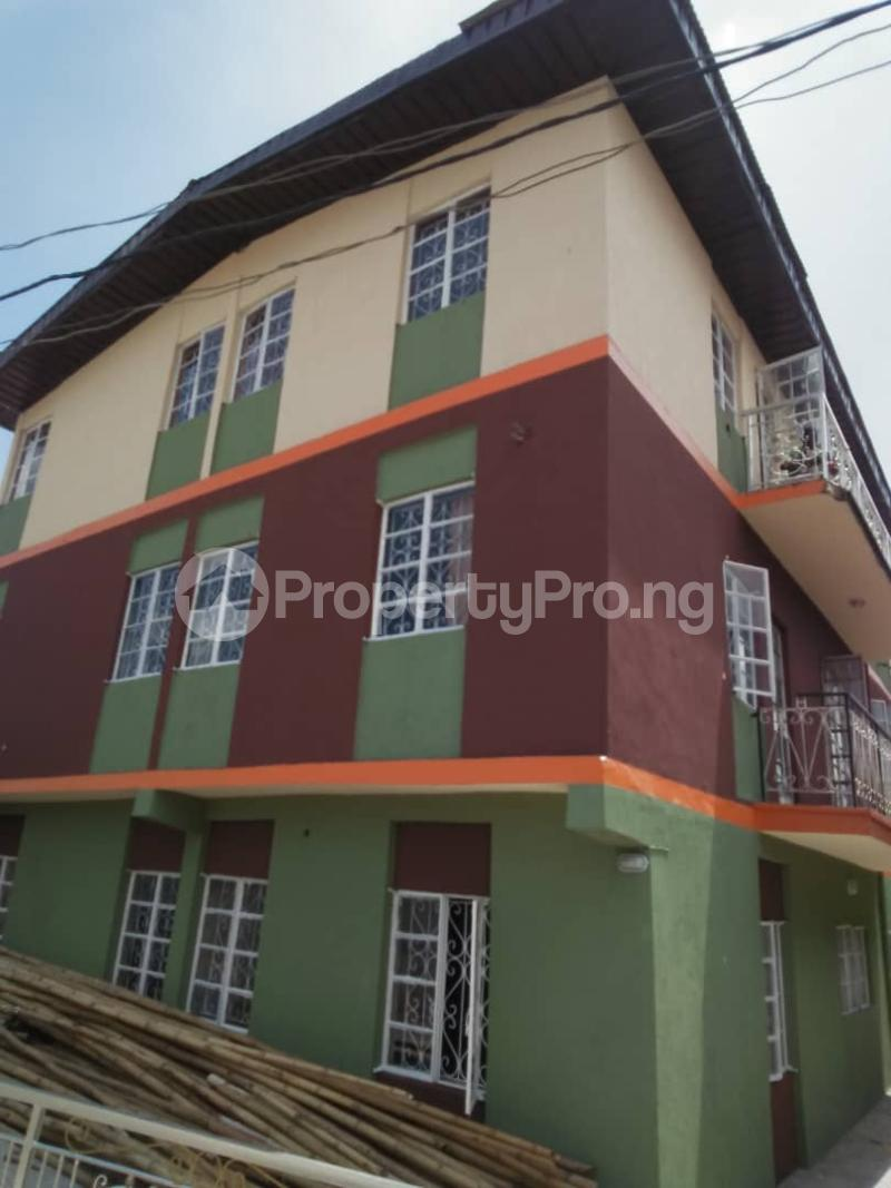 3 bedroom Blocks of Flats House for rent . Shomolu Lagos - 0
