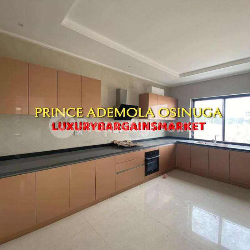 5 bedroom Semi Detached Duplex House for rent BANANA ISLAND ESTATE Banana Island Ikoyi Lagos - 2
