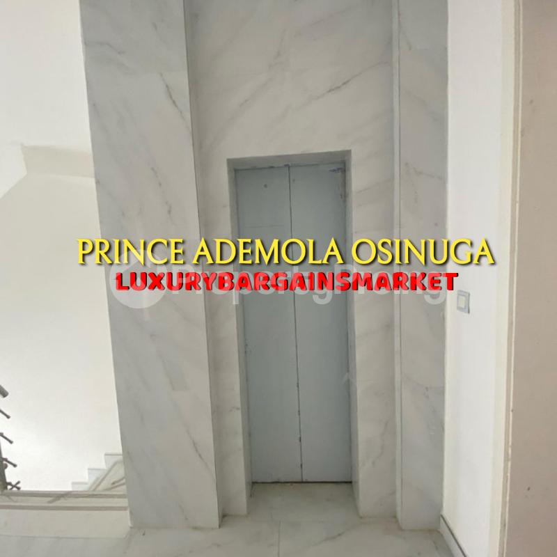 5 bedroom Semi Detached Duplex House for rent BANANA ISLAND ESTATE Banana Island Ikoyi Lagos - 5