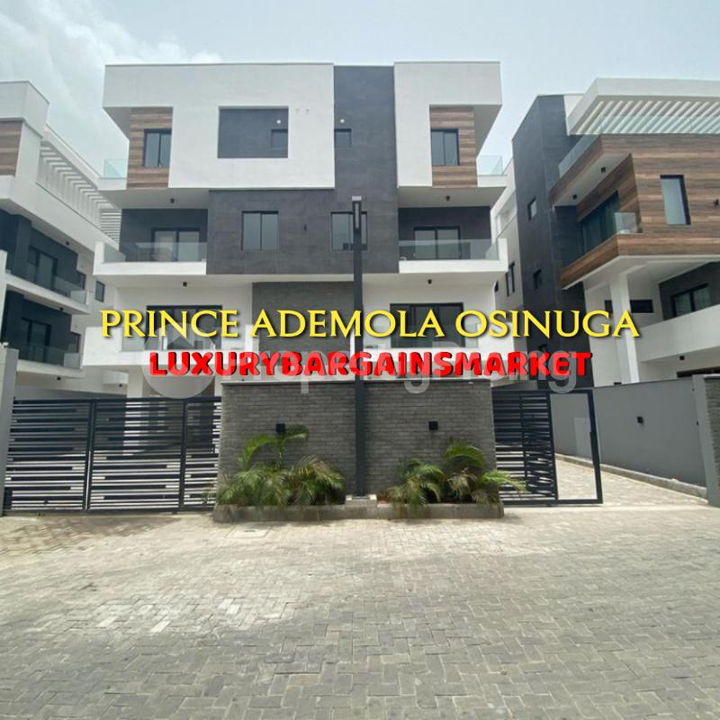 5 bedroom Semi Detached Duplex House for rent BANANA ISLAND ESTATE Banana Island Ikoyi Lagos - 0