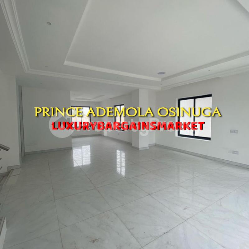 5 bedroom Semi Detached Duplex House for rent BANANA ISLAND ESTATE Banana Island Ikoyi Lagos - 1