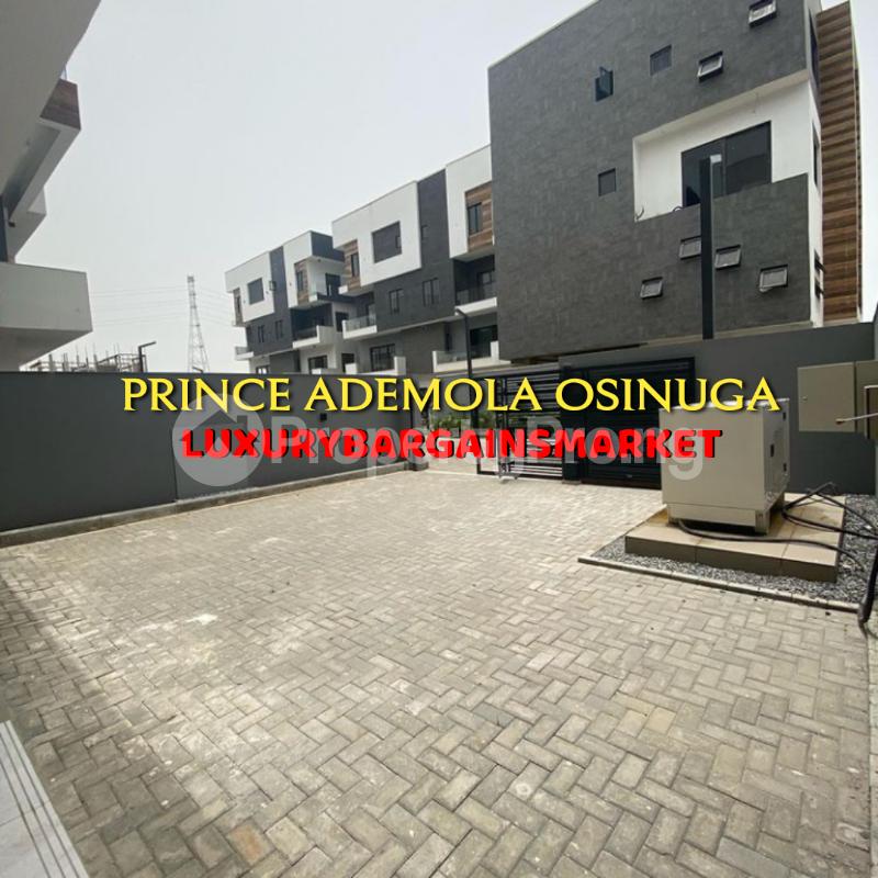 5 bedroom Semi Detached Duplex House for rent BANANA ISLAND ESTATE Banana Island Ikoyi Lagos - 4