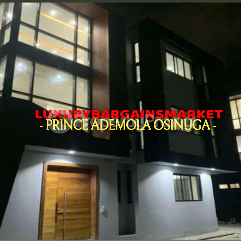 5 bedroom Detached Duplex for rent Old Ikoyi Ikoyi Lagos - 1