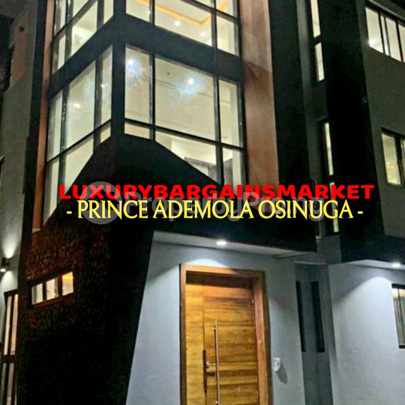 5 bedroom Detached Duplex for rent Old Ikoyi Ikoyi Lagos - 0