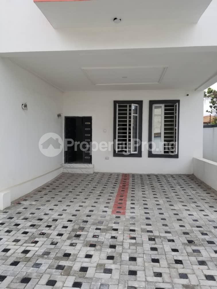 4 bedroom Terraced Duplex House for sale Budo Peninsula Thomas estate Ajah Lagos - 9
