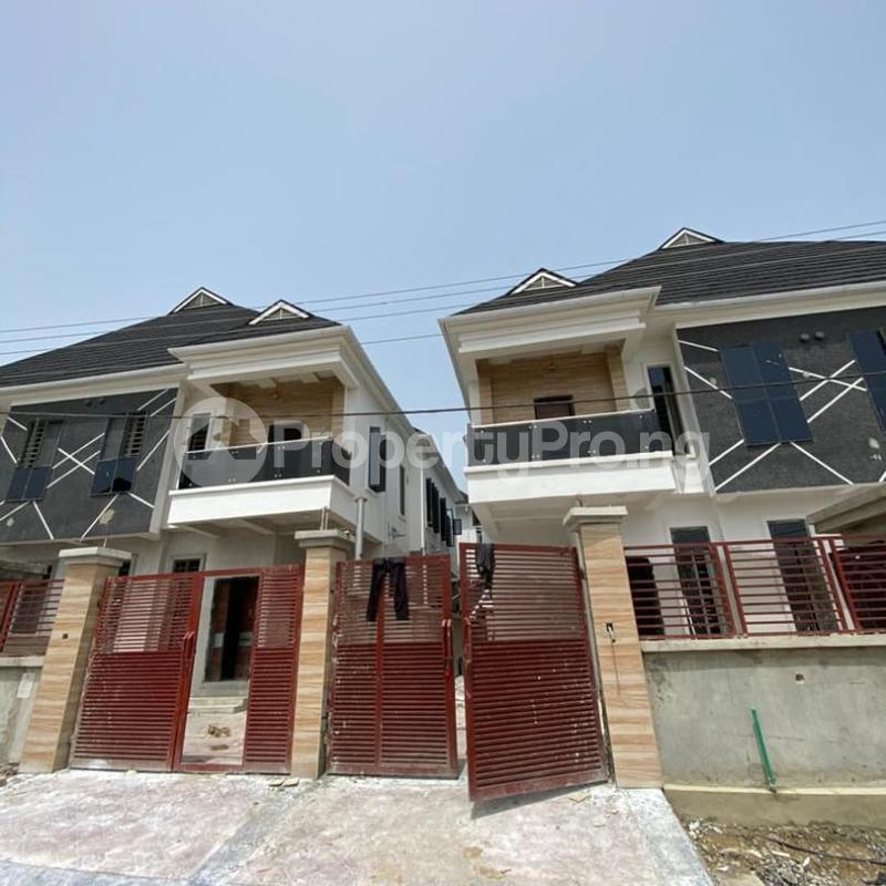 4 bedroom Detached Duplex House for sale Orchid Road by 2nd Toll Gate chevron Lekki Lagos - 0