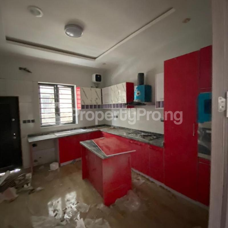 4 bedroom Detached Duplex House for sale Orchid Road by 2nd Toll Gate chevron Lekki Lagos - 4