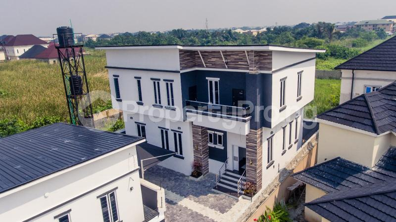 4 bedroom Detached Duplex House for sale Thomas Estate Thomas estate Ajah Lagos - 80
