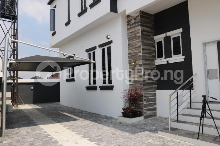 4 bedroom Detached Duplex House for sale Thomas Estate Thomas estate Ajah Lagos - 12