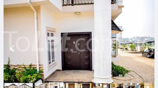 4 bedroom House for sale - Asokoro Abuja - 9
