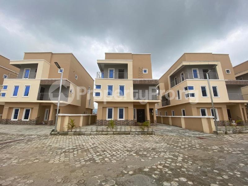 4 bedroom Detached Duplex for rent Amazing Court Estate Mabushi Abuja - 1