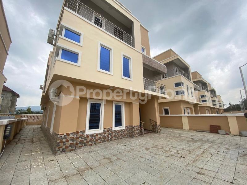 4 bedroom Detached Duplex for rent Amazing Court Estate Mabushi Abuja - 9