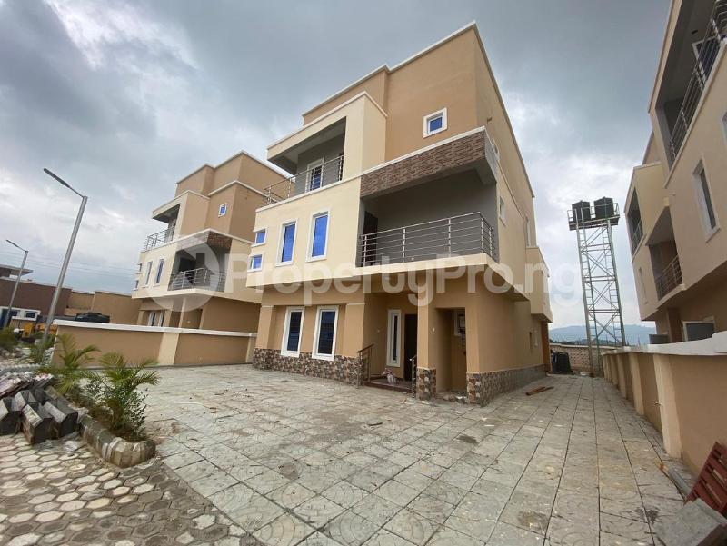 4 bedroom Detached Duplex for rent Amazing Court Estate Mabushi Abuja - 2