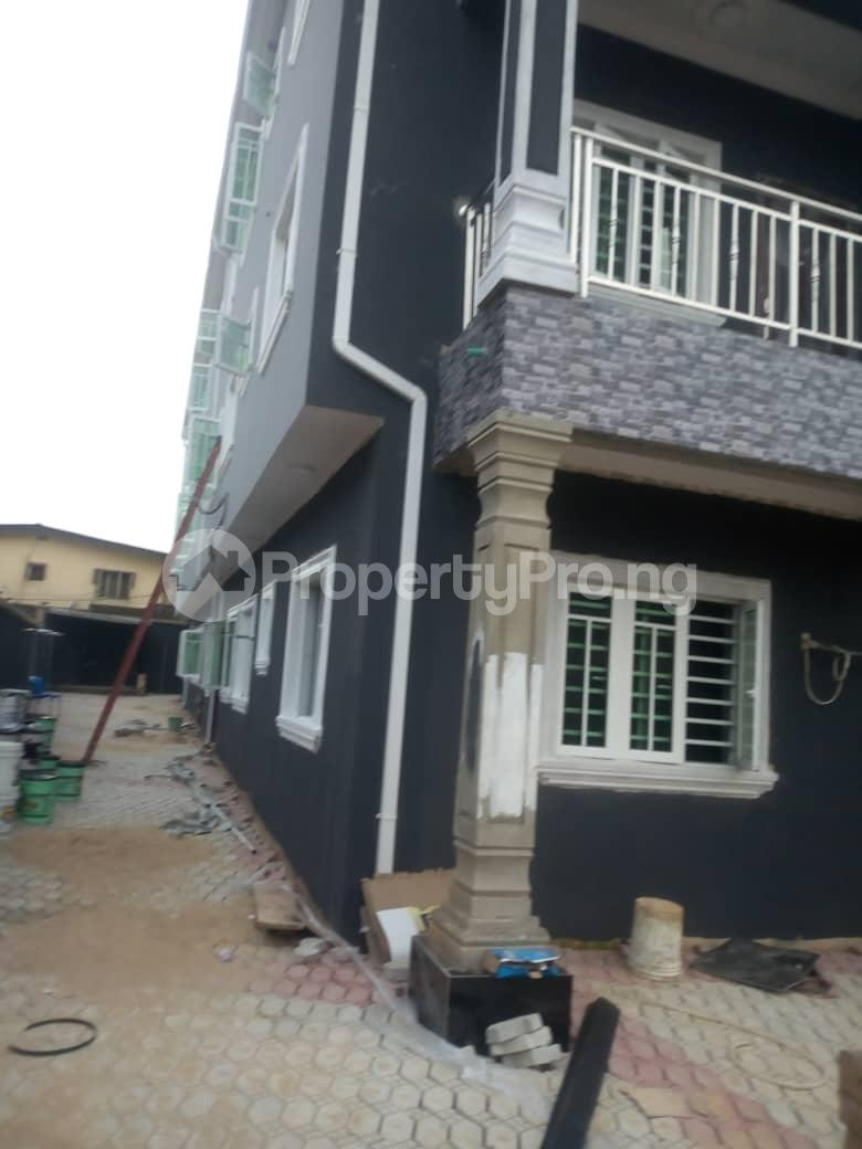3 bedroom Blocks of Flats House for rent Off Ayo-Alabi Oke-Ira Ogba Lagos - 2