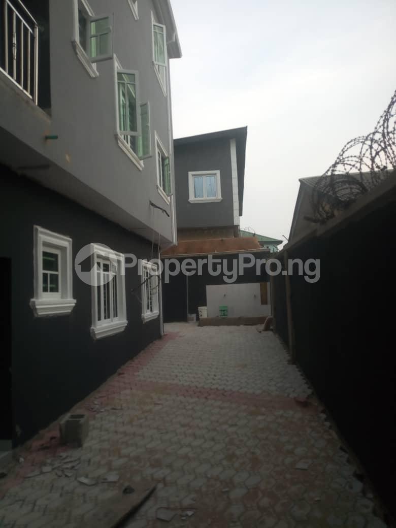 3 bedroom Blocks of Flats House for rent Off Ayo-Alabi Oke-Ira Ogba Lagos - 1