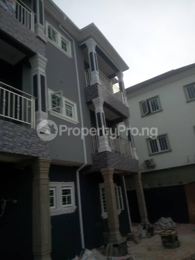 3 bedroom Blocks of Flats House for rent Off Ayo-Alabi Oke-Ira Ogba Lagos - 5