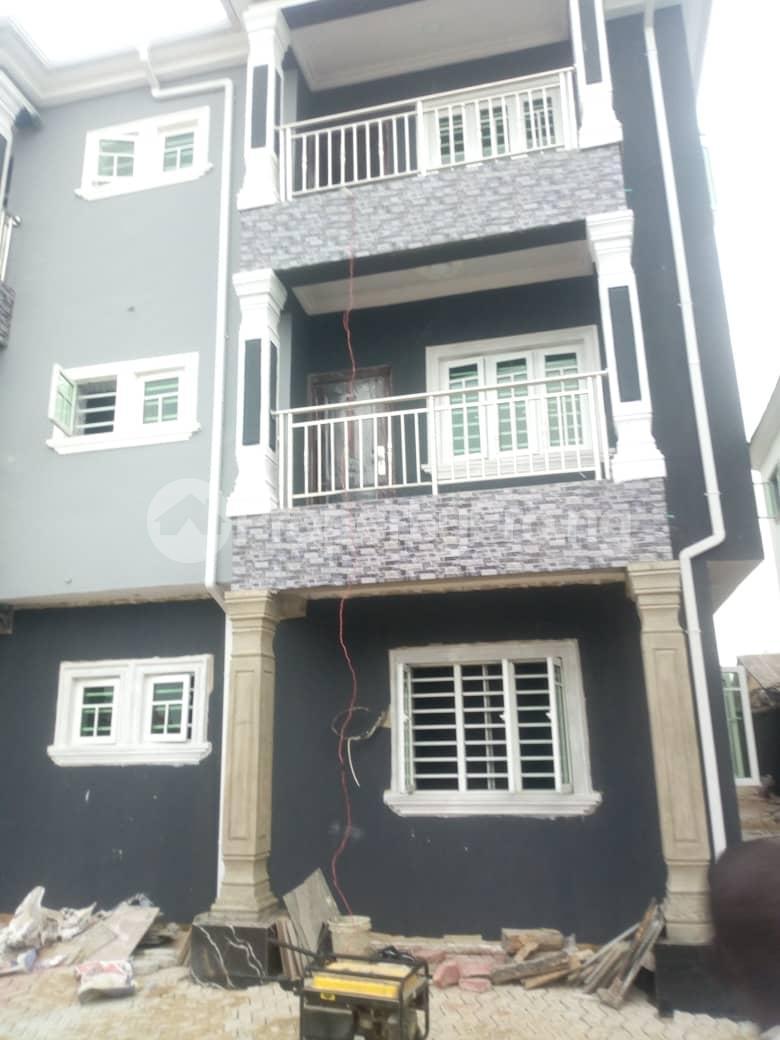 3 bedroom Blocks of Flats House for rent Off Ayo-Alabi Oke-Ira Ogba Lagos - 0