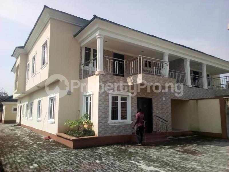 4 bedroom Detached Duplex House for rent Close to Lauren Steven School Abraham adesanya estate Ajah Lagos - 0