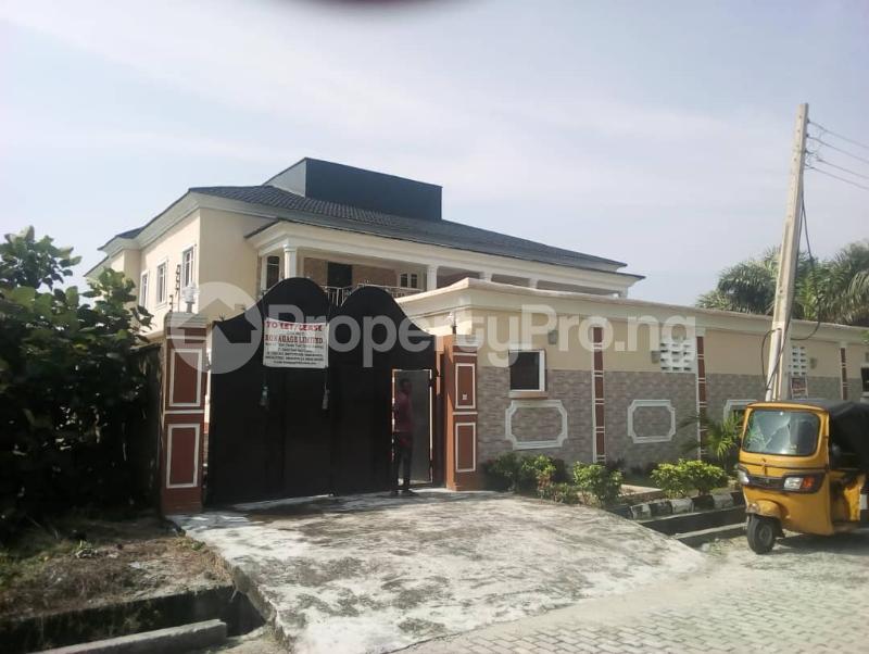 4 bedroom Detached Duplex House for rent Close to Lauren Steven School Abraham adesanya estate Ajah Lagos - 3