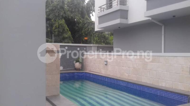 4 bedroom Terraced Duplex House for sale Ruxton Street Gerard road Ikoyi Lagos - 1