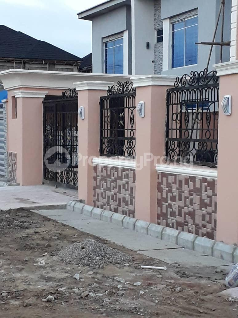 3 bedroom Flat / Apartment for rent PLOT 18, ROAD M, FORTHRIGHT ESTATE, BEHIND THE PUNCH NEWSPAPERS Magboro Obafemi Owode Ogun - 1