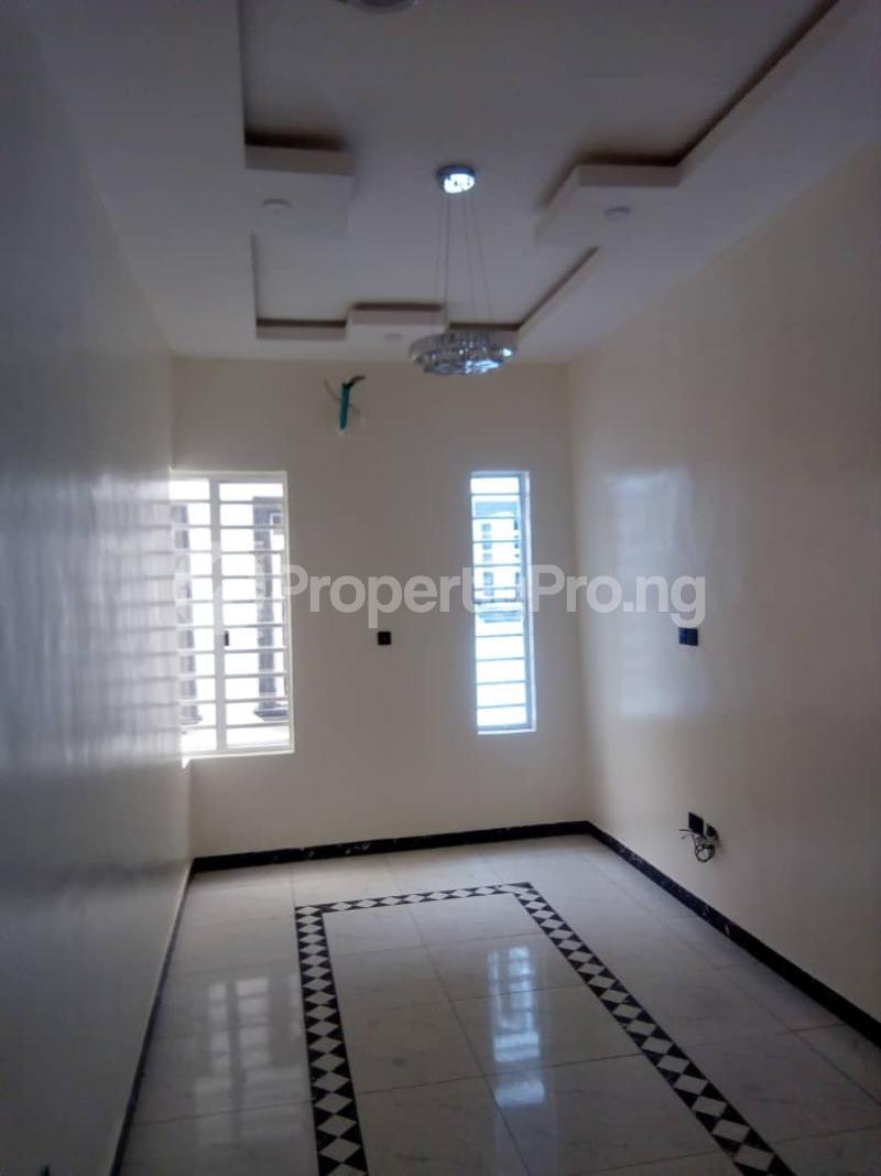 4 bedroom Semi Detached Duplex House for rent Orchid Lekki. chevron Lekki Lagos - 9