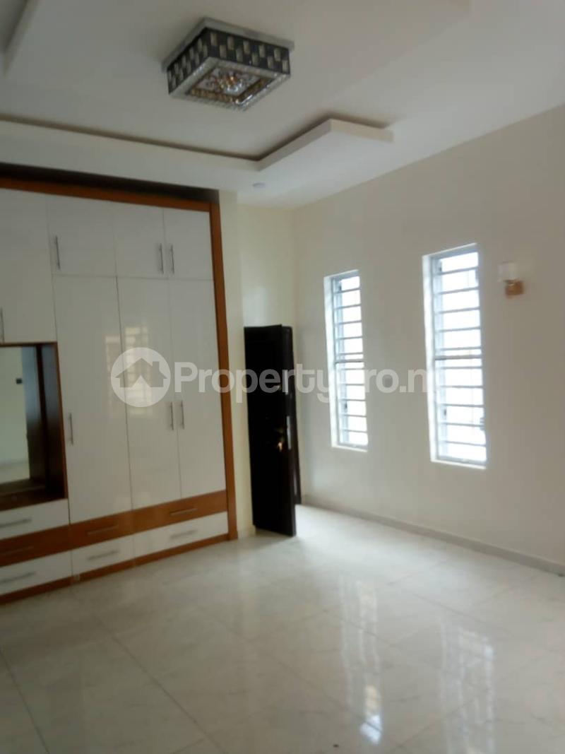 4 bedroom Semi Detached Duplex House for rent Orchid Lekki. chevron Lekki Lagos - 12