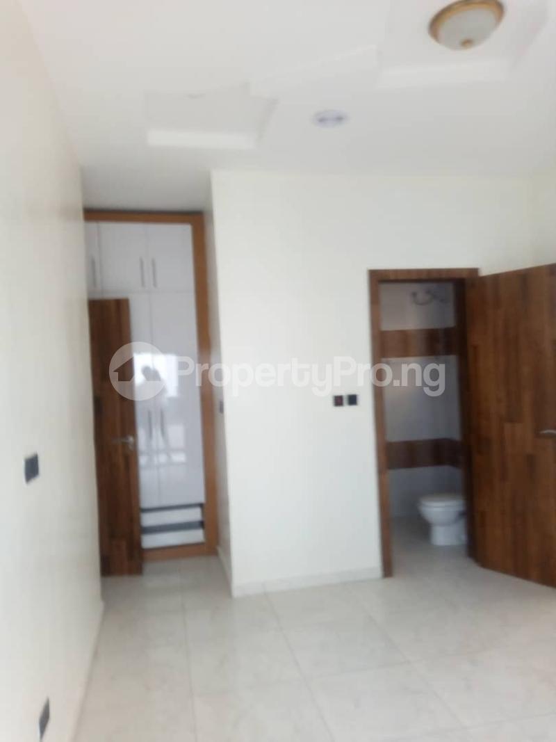 4 bedroom Semi Detached Duplex House for rent Orchid Lekki. chevron Lekki Lagos - 0