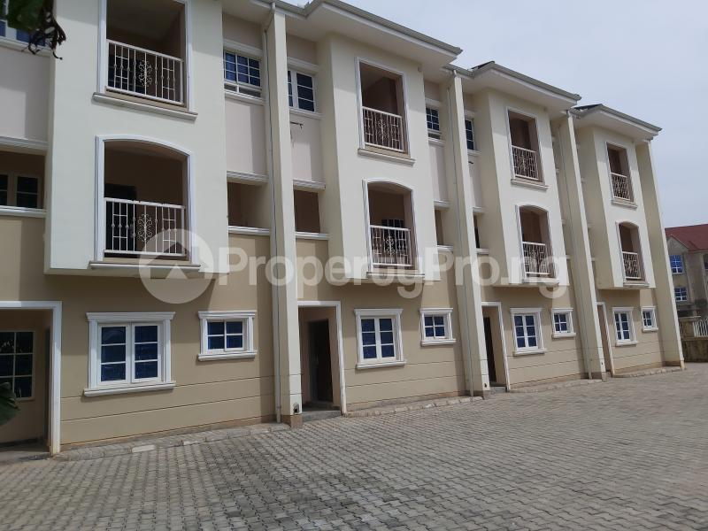 3 bedroom Terraced Duplex House for sale Wuye Abuja - 1
