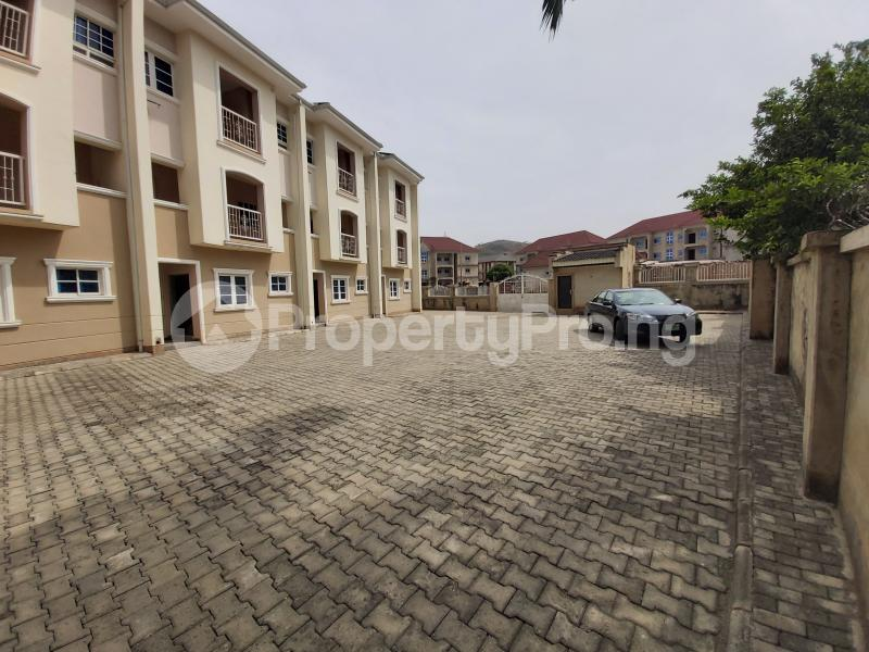 3 bedroom Terraced Duplex House for sale Wuye Abuja - 0