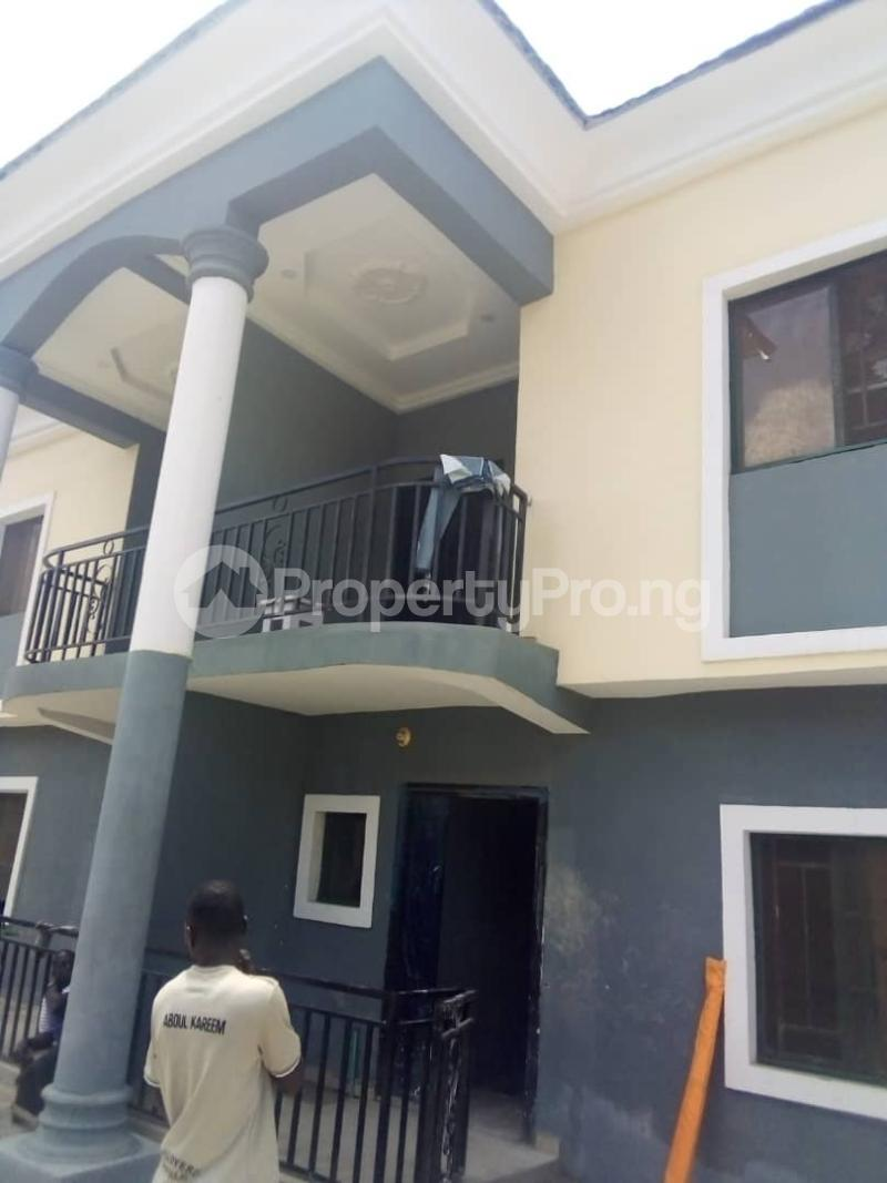 2 bedroom Mini flat Flat / Apartment for rent babaewe street ago  Ago palace Okota Lagos - 2