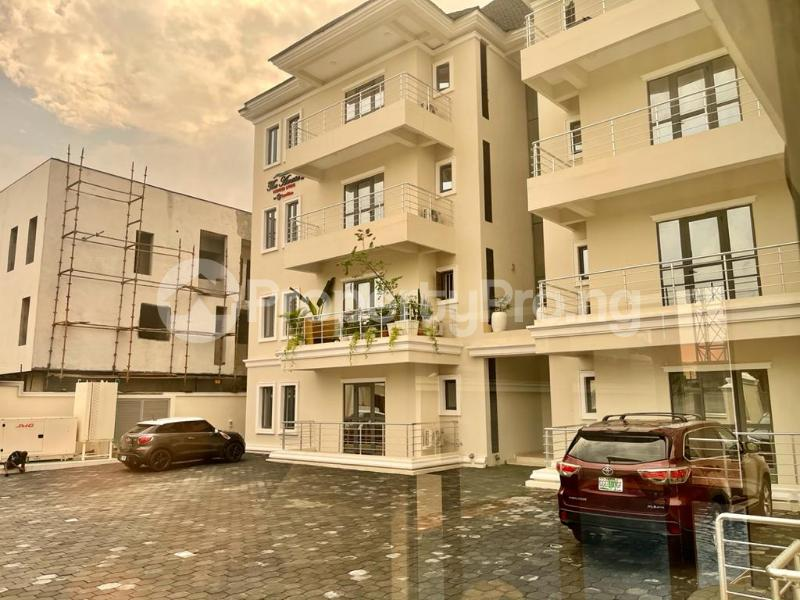 2 bedroom Mini flat Flat / Apartment for shortlet Oniru elf Lekki Phase 1 Lekki Lagos - 10