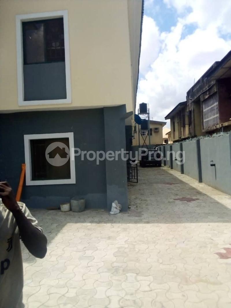 2 bedroom Mini flat Flat / Apartment for rent babaewe street ago  Ago palace Okota Lagos - 1
