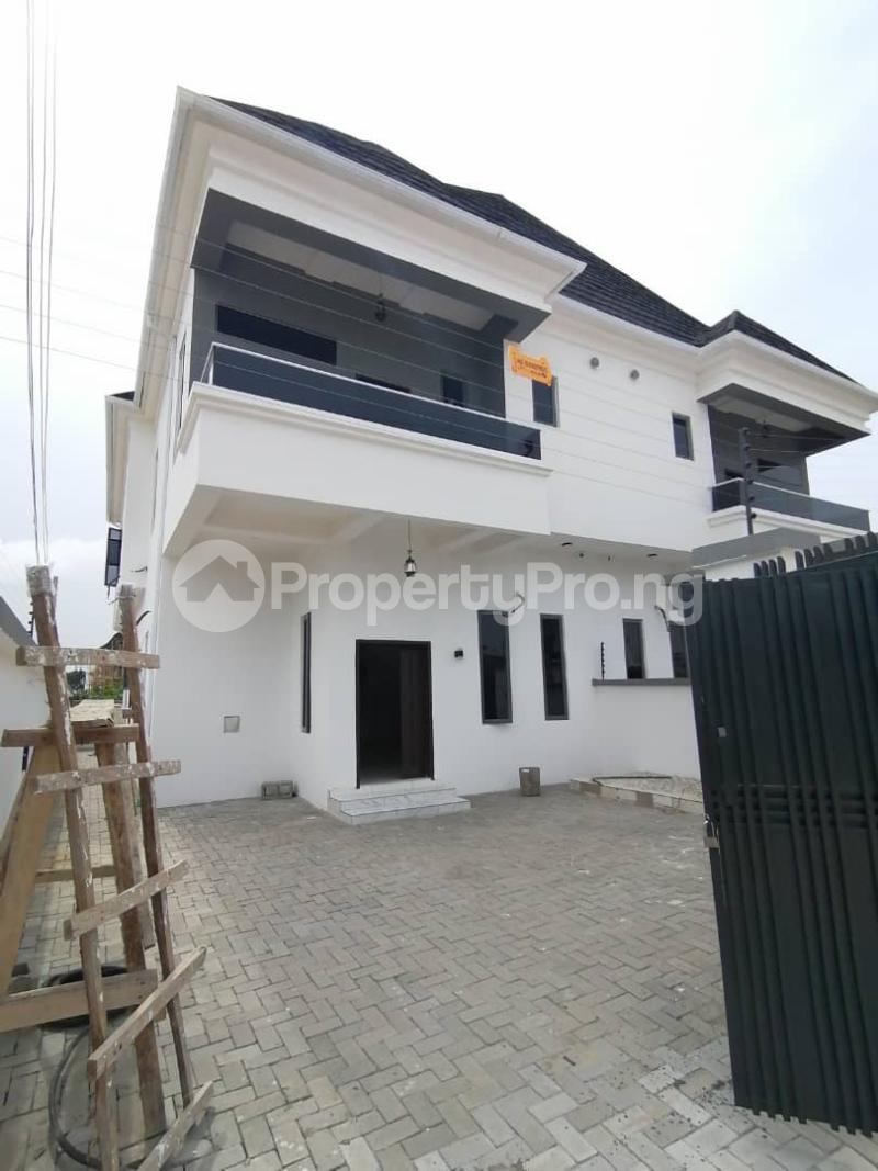 4 bedroom Semi Detached Duplex for sale 2nd Toll Gate chevron Lekki Lagos - 0