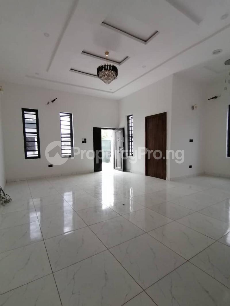 4 bedroom Semi Detached Duplex for sale 2nd Toll Gate chevron Lekki Lagos - 4