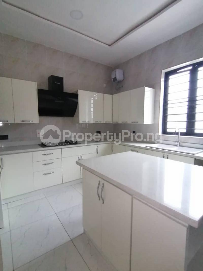 4 bedroom Semi Detached Duplex for sale 2nd Toll Gate chevron Lekki Lagos - 2
