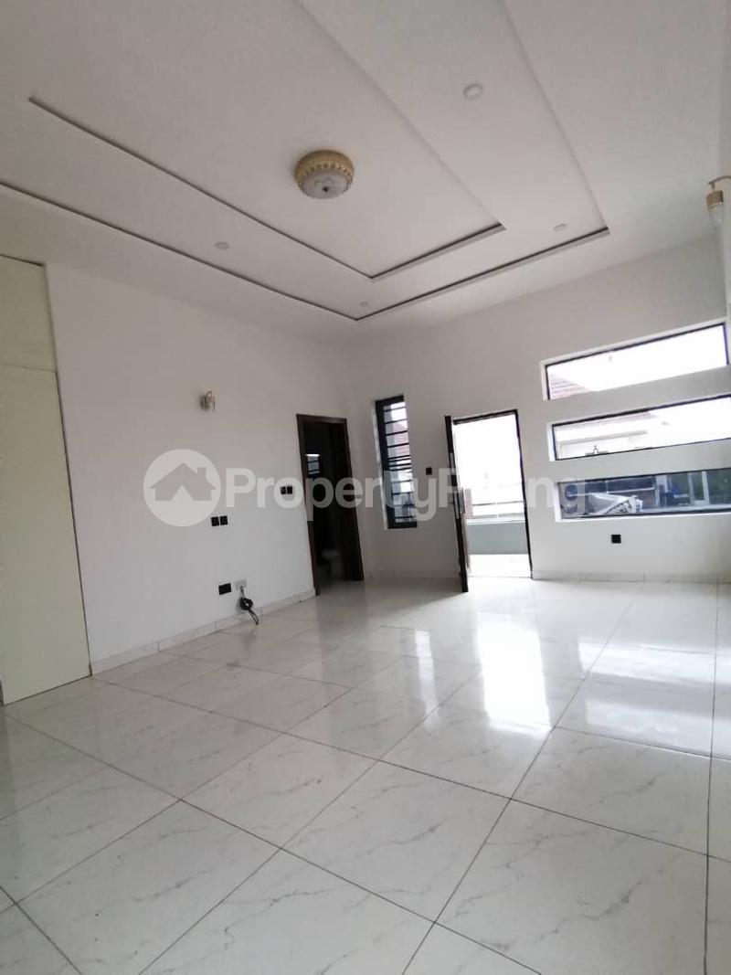 4 bedroom Semi Detached Duplex for sale 2nd Toll Gate chevron Lekki Lagos - 1