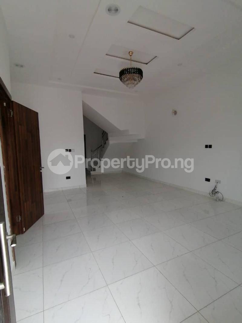 4 bedroom Semi Detached Duplex for sale 2nd Toll Gate chevron Lekki Lagos - 3