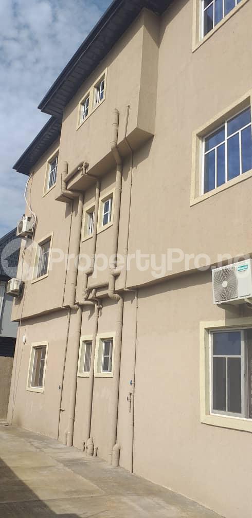 1 bedroom mini flat  Blocks of Flats House for sale Community  Ago palace Okota Lagos - 0