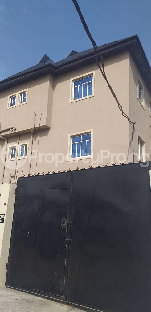1 bedroom mini flat  Blocks of Flats House for sale Community  Ago palace Okota Lagos - 1