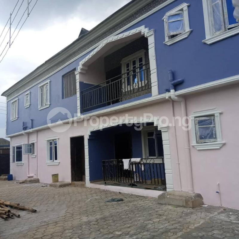 2 bedroom Blocks of Flats House for rent Close to alakuko Ojokoro Abule Egba Lagos - 1