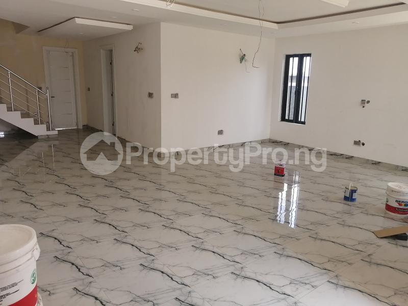 4 bedroom Semi Detached Duplex House for sale David's Creek Estate  Monastery road Sangotedo Lagos - 6