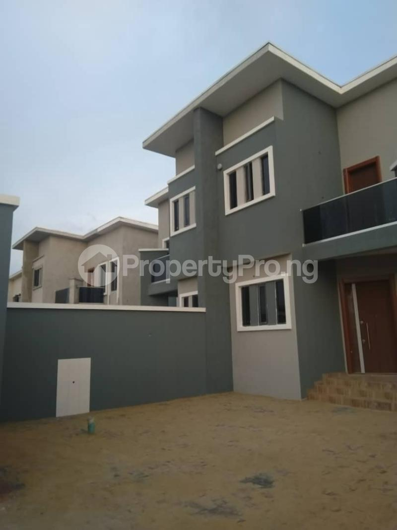4 bedroom Semi Detached Duplex House for sale David's Creek Estate  Monastery road Sangotedo Lagos - 1