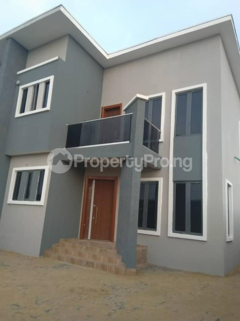 4 bedroom Semi Detached Duplex House for sale David's Creek Estate  Monastery road Sangotedo Lagos - 2