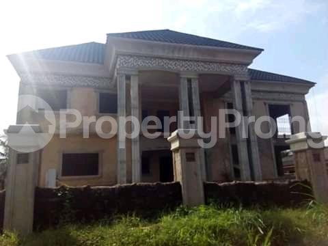 7 bedroom Detached Duplex for sale Okhukhugbo Community, Egor Local Government, After Ogida Barracks. Egor Edo - 0