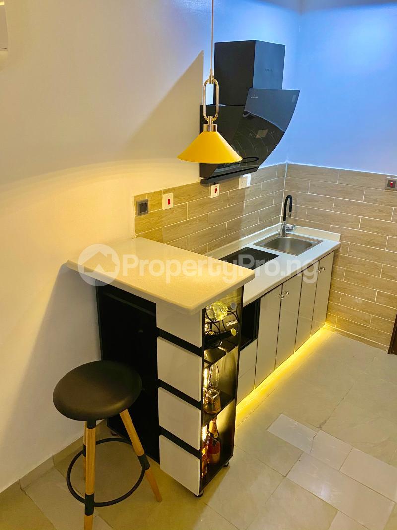 1 bedroom mini flat  Mini flat Flat / Apartment for shortlet British Village  Wuse 2 Abuja - 2