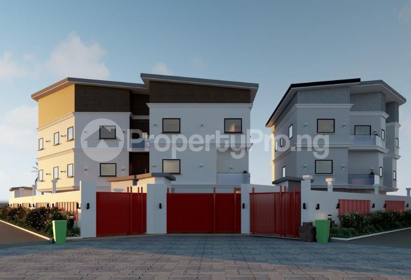 5 bedroom Semi Detached Duplex House for sale Salvation Estate, Onikoyi/turnbull Road Ikoyi Lagos - 0
