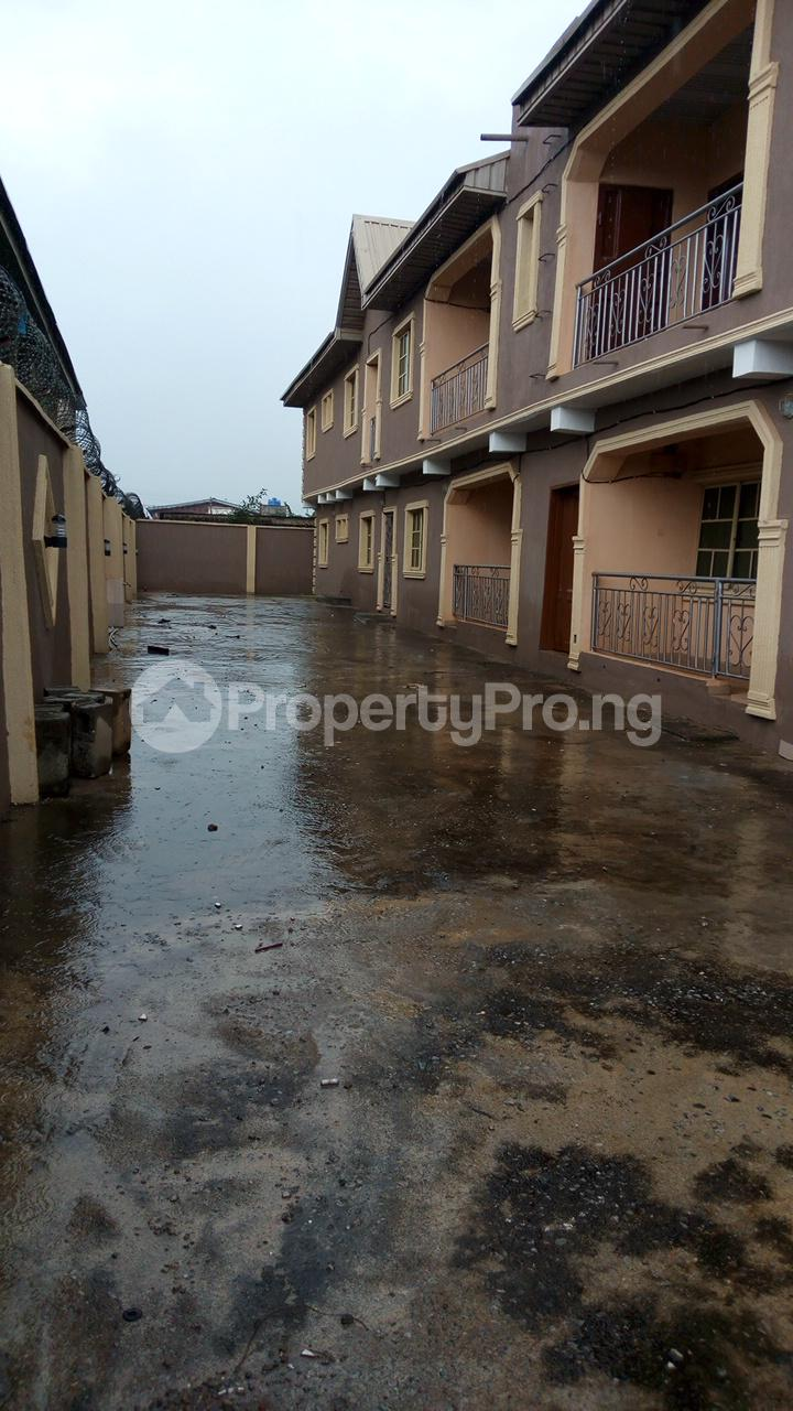 2 bedroom Blocks of Flats House for rent Off Ile epo bus stop Abule Egba Abule Egba Lagos - 13